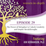 My recent interview with the Women in Depth podcast