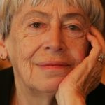 Finding Your People…to Guide You Home  by Ursula K. Le Guin (1929-2018)