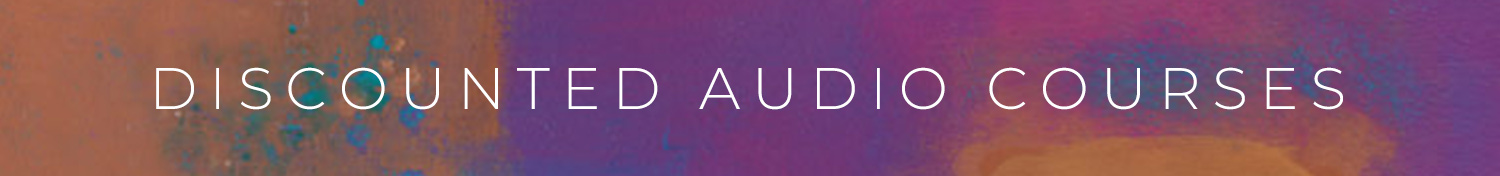 Discounted Audio Courses